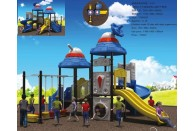 School Playground Equipment Jakarta
