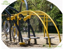 Affortable Way to Building Childs Outdoor Playground