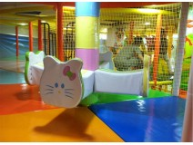 Can children's effort of keeping the environment in indoor jungl
