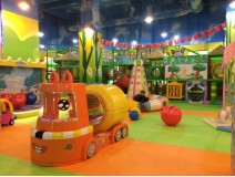 Comment of quality play equipment from Angel playground