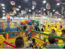 Commercial playground, One-time investment, Long-term income