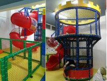 Does technology make indoor playground more interesting?