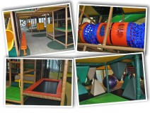 Does the use of technology in indoor play structures makes children less creative