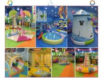Give more time to children for visiting an indoor playground