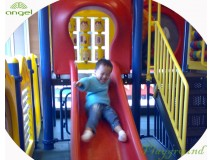 Have good time at home playground equipment