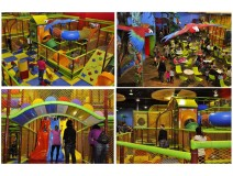 How To maintenance and Cleaning Kids Indoor playground