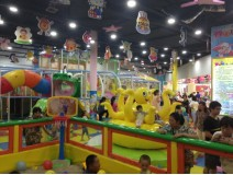 How to Make a kids Indoor Playground