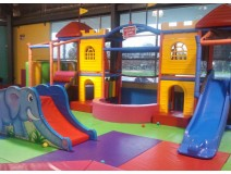 Indoor play place and equipment for Children