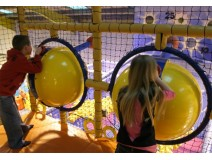 Indoor playground as educational assistant for parents