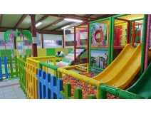 Instruction of indoor soft play