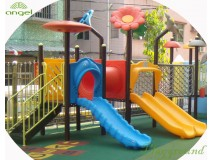 Kids outdoor play equipment in Switzerland and Germany