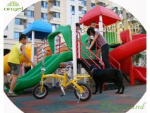 Make Your Own Recycled Playground