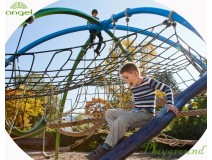 Outdoor Play structure-Blance Study and Play