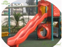 Outdoor play structures helps children in many ways