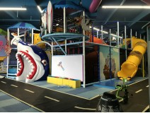 Play at Commercial Indoor Playground Center