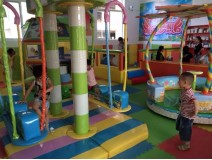 To Play or Not To Play, Indoor Playground for Toddlers