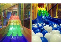 Select broad interests in the indoor play equipment