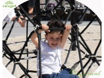 Several Exercises Children can do in the Outdoor Play Structure