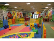 Should indoor playground working staff be paid at least as much
