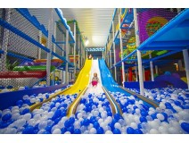 Smiley Indoor Ocean Playground