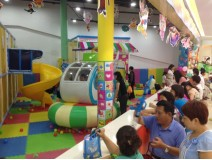 Soft Play Equipment Are More Suitable