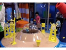 The most Fun Play Items on Indoor Jungle Gym