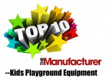 Top 10 Manufacturers of Kids Playground Equipment