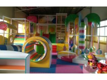 Top 8 qualified indoor playground supplier