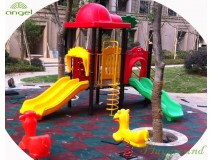 Why need fastener on outdoor playground