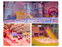 Why Set Up Kids Indoor Playground in Daycare and Restaurant