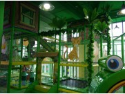 Project of indoor play centre