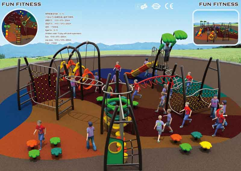 Angel Playground©--Indoor play equipment to Lebanon