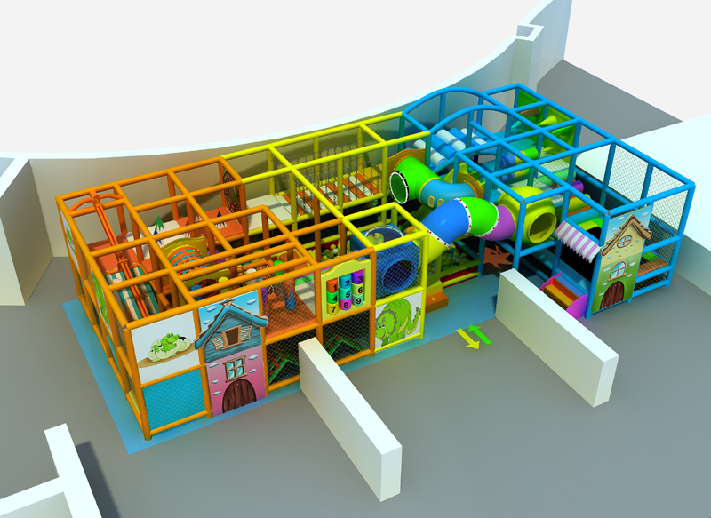 Indoor play equipment to Lebanon