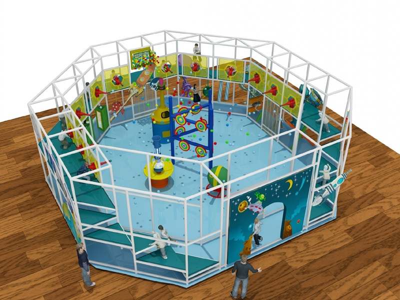 Baby Indoors Playground