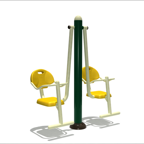 Outdoor Exercise Factory