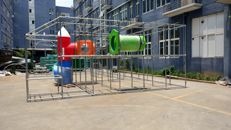 Order of indoor play structures from Greece again