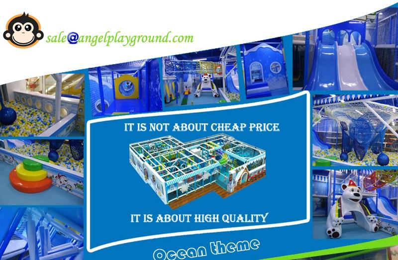 theme of indoor playground equipment