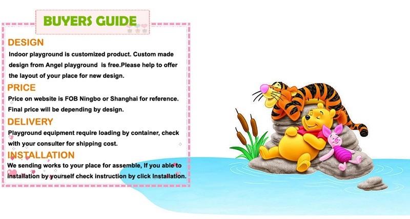 buyers guide of kids playground equipment