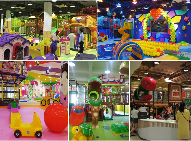 New&Innovation-Indoor Playgrounds | Kids slides