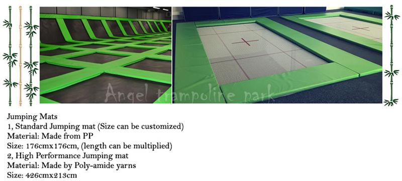 big air trampoline - material 7-2
