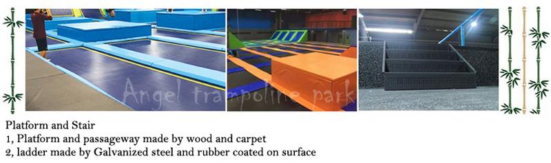 big air trampoline - material 7-7