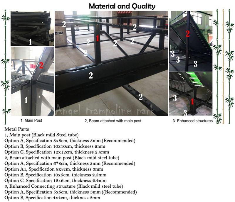 teenage trampoline park - quality 7-1