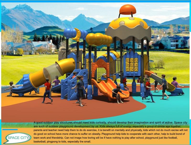 Children playground supplier