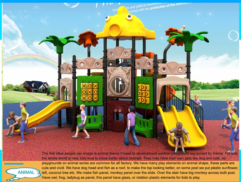 outdoors playground supplier