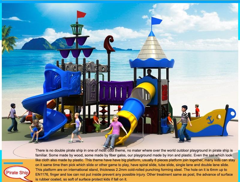 Park playground supplier