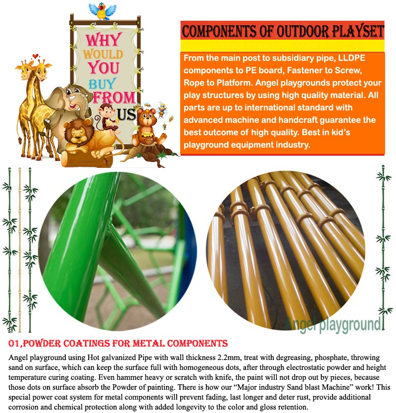 material 9-1, backyard playground equipment