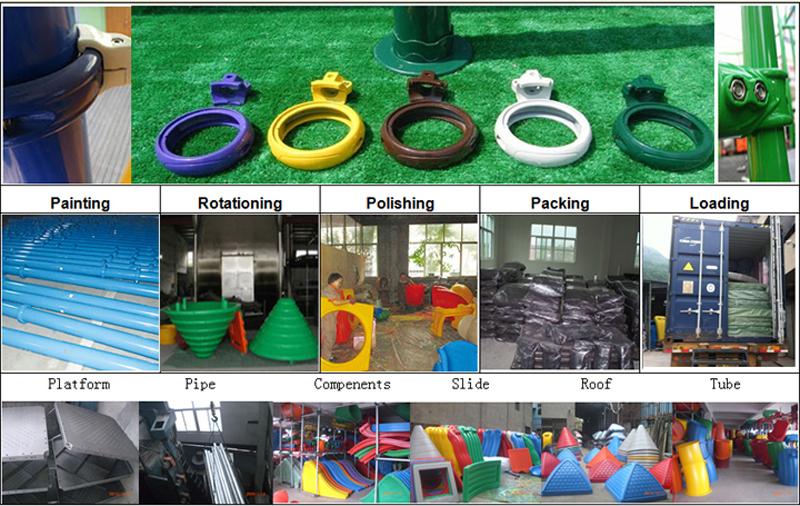 outdoors playground equipment