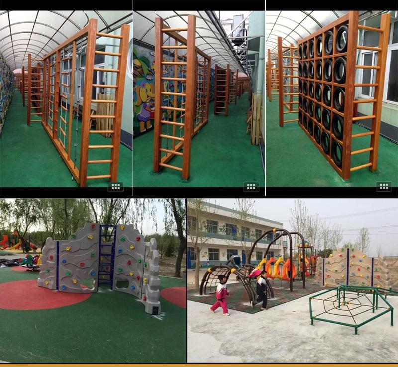 Baby playground equipment
