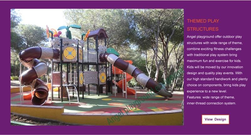 residential playground equipment