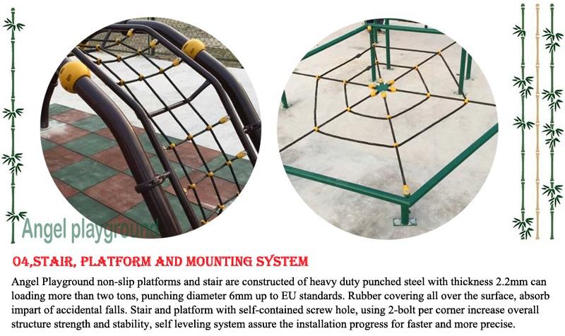 playgrounds importados - quality
